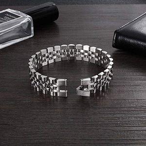 Men's Stainless Steel Chain Bracelets